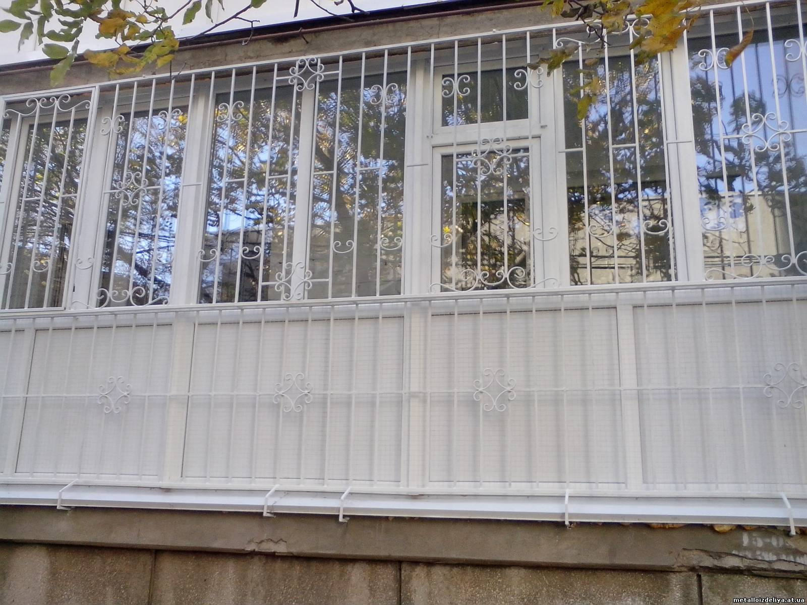 Балконные решетки фото. - дизайнерские решения - каталог ста.